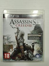 Assassin's Creed III 3 (Edizione italiana, PS3)