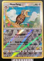 Carte Pokemon NOARFANG 107/147 REVERSE Soleil et Lune 3 SL3 Française NEUF