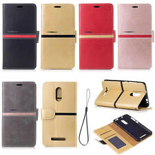 Fashion Design Wallet Leather Flip Case Cover For Xiaomi Max Redmi 3 3S Note 3 4