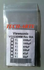 VIEWSONIC - VG2230wm - VX2235wm - VX2245wm - Repair Kit