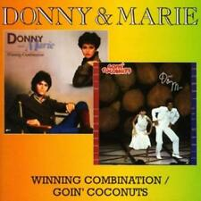 Donny and Marie Osmond : Winning Combination/goin' Coconuts CD (2008) ***NEW***