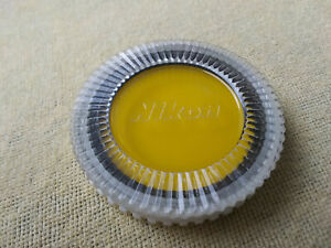 Nikon Y52 Yellow Filter size 52mm