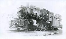 6E600B RP 1953 CANADIAN NATIONAL RAILROAD ENGINE #87 MONCTON NB
