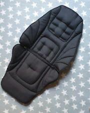 Mama's & Papas Sola2 Glide Urbo Zoom Seat Fabric Cover Pad Black