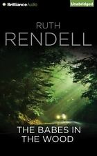 Chief Inspector Wexford: The Babes in the Wood 19 Ruth Rendell (2014CD Unabridge