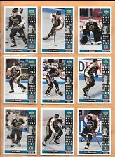 HOCKEY CARDS-93/94 MCDONALDS HOCKEY CARD SET (1-27)