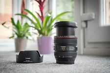 Canon EF 24-70mm f/4L IS USM Lens (Mint Condition)