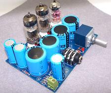 1PC Assembled WCF pure tube high-end tube headphone amp / amplifier 6N11+6N6*2