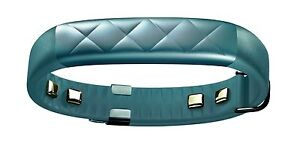 UP3 by Jawbone Sleep and Activity Tracker Bluetooth Wristband Fitness Teal Cross