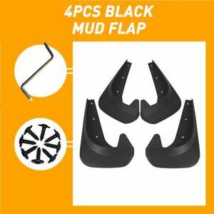 Auto Car Tires Front Rear Mud Flaps Splash Guards Fender for Pickup Van Truck US