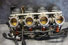 2002 Yamaha YZFR1 YZFR 1YZF R1 Carburetor Fuel Gas Intake Injector Throttle A8