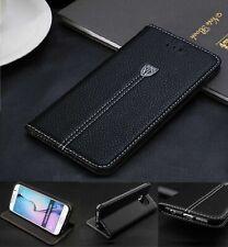 Cover custodia magnetica portafoglio in pelle per Apple Iphone 5 6 7 8 x xr xs