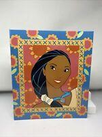 Disney's Pocahontas 90's Hallmark 3 Ring Binder Photo Album With Photo Pages