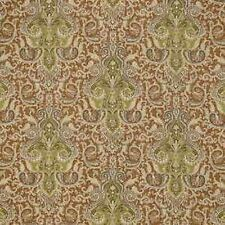 Portfolio CANDICE OLSON PAISLEY Brown Fabo Leaf Home Decor Drapery Fabric BTY
