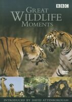 Nuevo Gran Fauna Moments - David Attenborough DVD