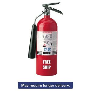 Pro 5 CO2 Fire Extinguisher 466180, Free Ship