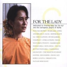 For the Lady (CD, Oct-2004, 2 Discs, Rhino (Label)) PEARL JAM U2 COLDPLAY TRAVIS
