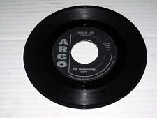 45 rpm THE MONOTONES Book Of Love/You Never Loved Me ARGO