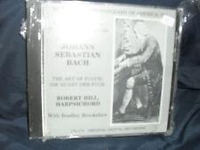 J.S. Bach - Die Kunst der Fuge -Robert Hill