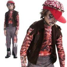 Zomboy Kids Fancy Dress Halloween Boys Child Zombie Costume