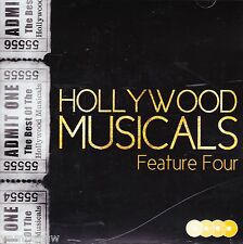 HOLLYWOOD MUSICALS - FEATURE FOUR * NEW & SEALED CD