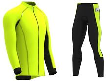 Mens Full Sleeve Cycling Jerseys Winter Thermal Racing Jackets and cycling pants