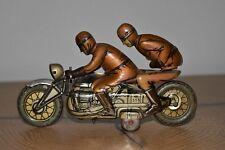altes Kellermann Motorrad m.Funktion Antikes Blech Motorrad CKO 353 vor 1945