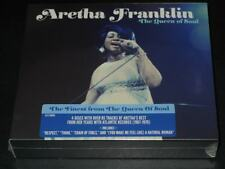 Queen of Soul [Four-Disc Set] [Box] by Aretha Franklin (CD, Feb-2014, 4 Discs)