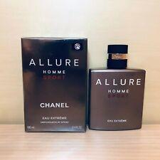 CHANEL Allure Homme Sport Eau Extreme Eau de Parfum 100ML 3.4 FL. NIB AUTHENTIC