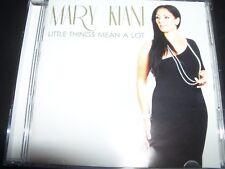 Mary Kiani – Little Things Mean A Lot (Australia) CD – Like New