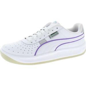Puma Mens MAPM GV Special Leather Sneakers Skate Shoes Athletic BHFO 8661