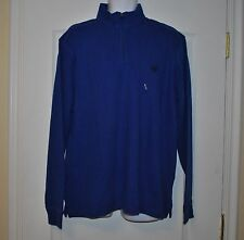 NWT MEN'S CHAPS RIB FLEECE JACKET SIZE XL FALL