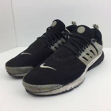 Nike Air Presto Black Running Shoes Athletic Sneakers 848132-010 Men's Size 13