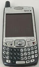 Palm Treo 700wx - Silver Gray Smartphone sprint