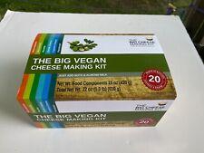 The Big Vegan Cheese Making Kit