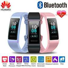 Huawei Band 3 Pro AMOLED Touchscreen Heart Rate Smart Watch 5ATM Waterproof