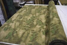 "A-TACS FG POLY COTTON TWILL CAMOUFLAGE FABRIC MILITARY SPECS 58""W CAMO BTY"