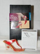 Just The Right Shoe by Raine Shoe Miniatures- Sunburst Nib