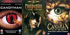 Candyman Trilogy 1-3 DVD Film Complete Collection Farewell to Flesh Day of Dead