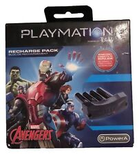 Playmation Marvel Avengers Repulsor Battery Recharge Pack New