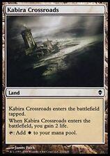 *MRM* FR 4x Croisée de Kabira (Kabira Crossroads ) MTG Zendikar