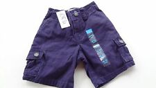 BOYS CHILDRENS PLACE BLUE SHORTS  9-12 MONTH-NWT