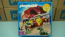 Playmobil 4802 Shell with Cannon mint in Box pirates series Gift geobra toy 166