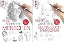 Die Kunst des Zeichnens Menschen, die grosse Zeichenschule Handbuch/Topp-Buch