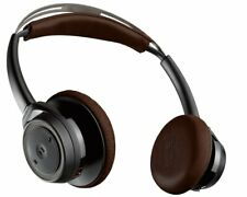 Plantronics BackBeat Sense On the Ear Headphones - Black/Brown