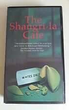 The Shangri-la Cafe VHS 1999 50's Japanese-American Segregation Short Film HTF