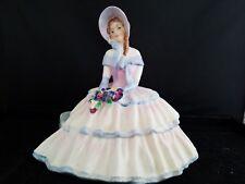 """Royal Doulton Lady Figurine Daydreams 6.5 X 5 X 6"""" Hn 1731"""