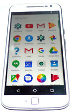 Motorola G4 16GB Weiß ohne Simlock 5,5 Zoll 13MP LTE Android 7.0 Dual Top!! #193