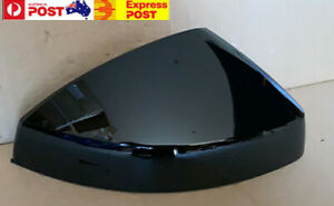 MIRROR COVER HOUSING CAP for Audi A3 S3 05/13 Onward Gloss Black LH or RH Side