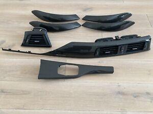 BMW 3 4 Series F30 F31 F32 F36 M performance Interior Trim Kit CARBON FIBER RHD